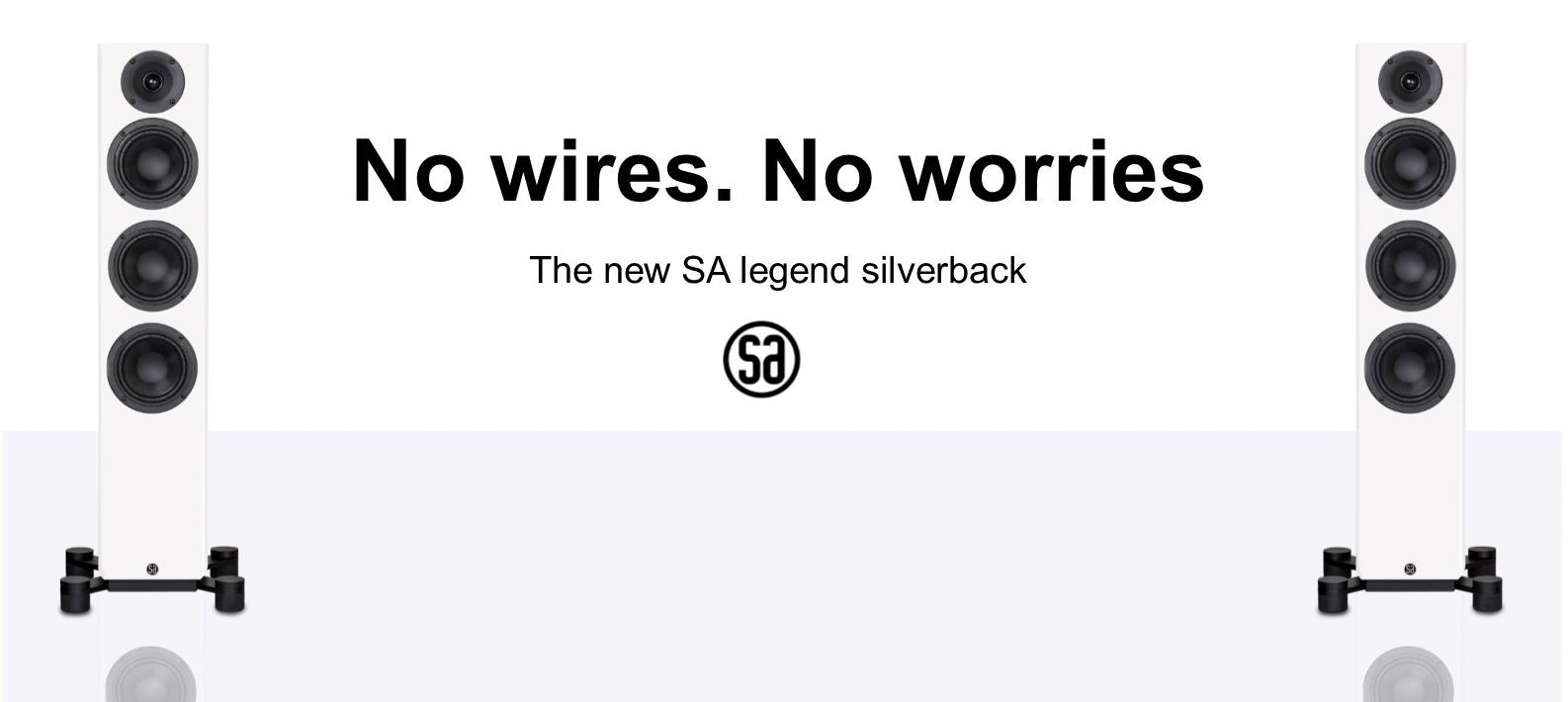 SA legend 40 silverback